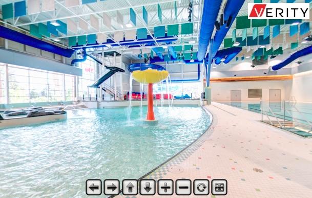 Westhills ymca ywca langford aquatic centre verity for Virtual pool builder