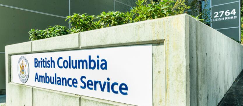 BC Ambulance Dispatch 7
