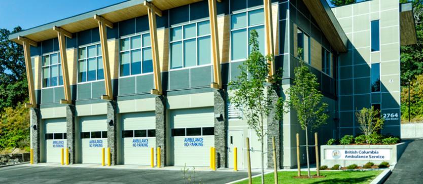 BC Ambulance Dispatch 8